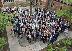 Yale Class of 1975 40th Reunion Group Photograph.