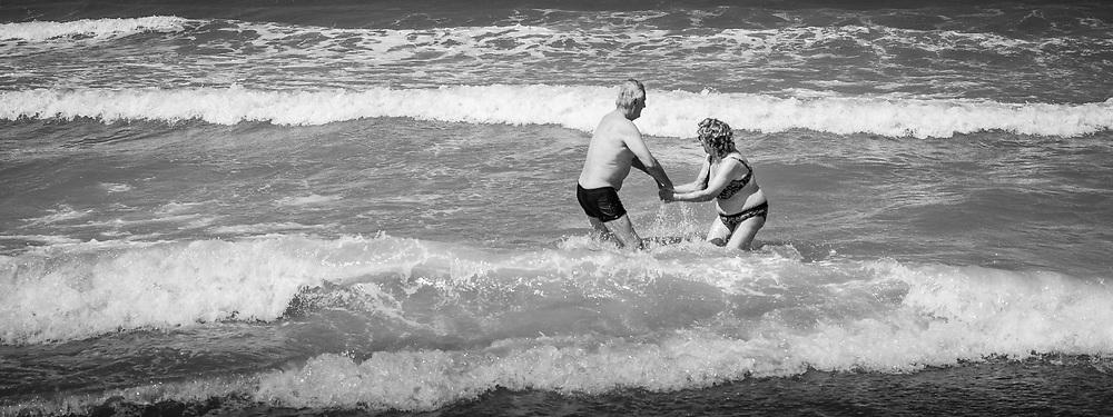 20130708, Cadzand, Nederland, Noordzee. PHOTO © Christophe Vander Eecken
