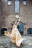 No repro fee<br /> 14-7-2016<br /> The Liberties Festival came to Diageo at St. James Gate today with a surprise performance by soprano Sandra Oman (pictured). Diageo at St James Gate in the Liberties, is the primary commercial sponsor of the eclectic festival, which runs from 18th July to the 23rd. The Liberties festival is a non profit, volunteer led community arts festival and strives to provide 80% of it's event at no cost to the public.Pic:Naoise Culhane-no fee