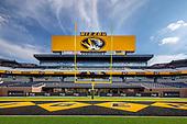 University of Missouri   Memorial Stadium South Endzone