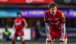 Scarlets' Rhys Patchell - Mandatory by-line: Craig Thomas/Replay images - 31/12/2017 - RUGBY - Cardiff Arms Park - Cardiff , Wales - Blues v Scarlets - Guinness Pro 14