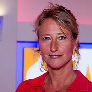 NLD/Hilversum/20130826 - najaarspresentatie 2013 omroep Max, Margreet Reijntjes