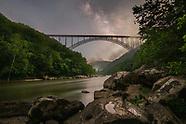 West Virginia by Night