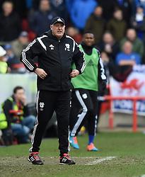Cardiff City Manager Russell Slade - Mandatory by-line: Paul Knight/JMP - Mobile: 07966 386802 - 05/03/2016 -  FOOTBALL - Ashton Gate Stadium - Bristol, England -  Bristol City v Cardiff City - Sky Bet Championship