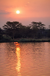 Shire River Sunset