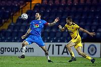 Liam Hogan. Stockport County FC 0-2 Sutton United FC. Vanarama National League. Edgeley Park. 2.2.21