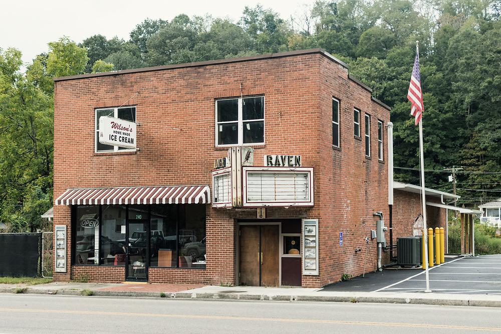 Raven Theater, Raven, Tazewell, Virginia 20.09.14