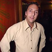 Uitreiking populariteitsprijs 2002, Job Nieuwenhuizen