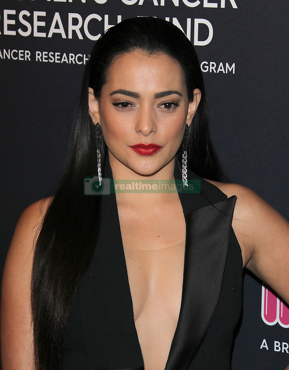 The Women's Cancer Research Fund hosts an Unforgettable Evening. 27 Feb 2018 Pictured: Natalie Martinez. Photo credit: Jaxon / MEGA TheMegaAgency.com +1 888 505 6342