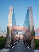 September 11 Empty Sky Memorial, NJ, USA