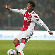 Ajax's Urby EMANUELSON during their Friendly soccer match Galatasaray between Ajax at the Turk Telekom Arena at Arslantepe in Istanbul Turkey on Saturday 15 January 2011. Turkish soccer team Galatasaray new stadium Turk Telekom Arena opening ceremony. Photo by TURKPIX