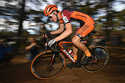 February 24, 2019 - Oostmalle, BELGIUM - Belgian Jens Adams pictured in action during the men's elite race at the 'Internationale Sluitingsprijs Oostmalle' cyclocross race, Sunday 24 February 2019, in Oostmalle, the last race of the 2018-2019 season. BELGA PHOTO DAVID STOCKMAN (Credit Image: © David Stockman/Belga via ZUMA Press)