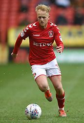 Charlton Athletic's Ben Reeves