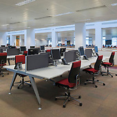 Sedus Furniture Installion - Aegon Edinburgh Park