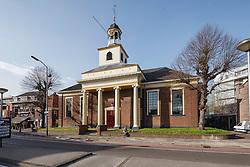 Waterstaatskerk, Hengelo, Overijssel, Netherlands Waterstaatskerk