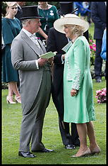 Royals at Royal Ascot-Day two - 20 June 2018