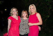 HELEN DALLIMORE; JENNA RUSSELL; HANNAH WADDINGHAM, Press night for Into the Woods. Regents Park Open air theatre. London. 16 August 2010. -DO NOT ARCHIVE-© Copyright Photograph by Dafydd Jones. 248 Clapham Rd. London SW9 0PZ. Tel 0207 820 0771. www.dafjones.com.