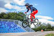 2021 UCI BMXSX World Cup<br /> Round 3 and 4 at Bogota (Colombia)<br /> ^me#187 GARCIA, Jared (USA, ME)