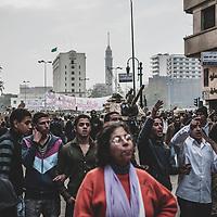 Tahrir Square, Egypt (2011)