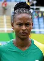 Fifa Woman's Tournament - Olympic Games Rio 2016 -  <br /> South Africa National Team - <br /> Amanda DLAMINI