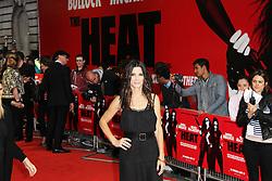 © Licensed to London News Pictures. 13/06/2013. <br /> Sandra Bullock at The Heat gala screening, Curzon Mayfair cinema, London UK, 13 June 2013. Photo credit : Richard Goldschmidt/Piqtured/LNP