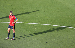 Spain's Irene Paredes during the game