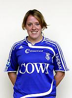 Fotball / Football La Manga - Spain 27.03.2007 <br /> Toppserien kvinner<br /> Portrett Portretter <br /> Kattem - Randi Lied