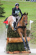 Billy Walk On ridden by Pippa Funnell in the Equi-Trek CCI-L4* Cross Country during the Bramham International Horse Trials 2019 at Bramham Park, Bramham, United Kingdom on 8 June 2019.