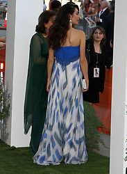 Suburbicon Premiere at The Regency Village Theater in Westwood, California on 10/22/17. 22 Oct 2017 Pictured: Amal Clooney. Photo credit: River / MEGA TheMegaAgency.com +1 888 505 6342