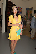 YASMIN MILLS, Royal Academy Summer exhibition party. Piccadilly. 7 June 2016
