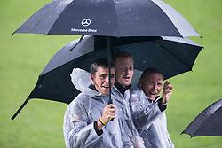 Team Belgium<br /> Olivier Philippaerts, Niels Bruynseels, Dirk Demeersman, Ludo Philippaerts<br /> CHIO Aachen 2012<br /> © Dirk Caremans