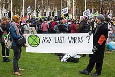 2018-11-24 Extinction Rebellion: Rebellion Day 2