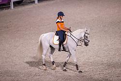 Boonzaaijer Janneke, NED, Champ de Tailleur, 252<br /> Olympic Games Tokyo 2021<br /> © Hippo Foto - Dirk Caremans<br /> 26/07/2021