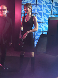 Bella Hadid at the 'Michael Kors x Bella Hadid Immersive Experience' in New York. 05 Feb 2019 Pictured: Bella Hadid. Photo credit: MEGA TheMegaAgency.com +1 888 505 6342