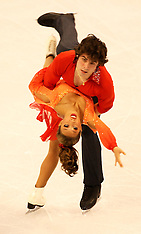 2008 Skate Canada -- Pairs