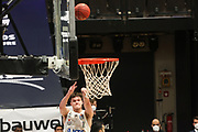 Basketball: Deutschland, 1. Bundesliga, Hamburg Towers -  EWE Baskets Oldenburg, Hamburg, 14.04.2021<br /> Maik Kotsar (Towers)<br /> © Torsten Helmke