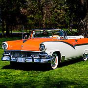 1956 Ford Fairlane Sunliner Convertabile