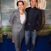 NLD/Utrecht/20150921 - Film premiere 'Holland – Natuur in de Delta', Hans Ubbink en