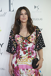 May 30, 2019 - Madrid, Madrid, Spain - Monica Bellucci attends Solidarity gala dinner for CRIS Foundation against Cancer at Intercontinental Hotel on May 30, 2019 in Madrid, Spain (Credit Image: © Jack Abuin/ZUMA Wire)