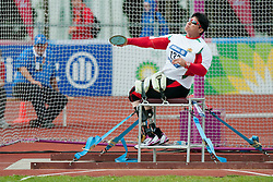 ENEVA Stela, 2014 IPC European Athletics Championships, Swansea, Wales, United Kingdom