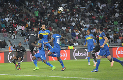 South Africa: Johannesburg: Orlando Pirates and Cape Town City during the Premier Soccer League (PSL) at Orlando Stadium in Soweto, Gauteng.<br />19.09.2018<br />Picture: Itumeleng English/African News Agency (ANA)