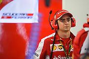 October 8, 2015: Russian GP 2015: Esteban Gutierez