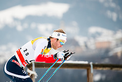 January 6, 2018 - Val Di Fiemme, ITALY - 180106 Sjur RÂ¿the of Norway competes in men's 15km mass start classic technique during Tour de Ski on January 6, 2018 in Val di Fiemme..Photo: Jon Olav Nesvold / BILDBYRN / kod JE / 160123 (Credit Image: © Jon Olav Nesvold/Bildbyran via ZUMA Wire)