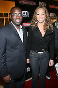 """l to r: Stacy Spikes and Mariah Carey at the 12th Annual  Urbanworld Film Festival screening of """"Tennessee""""  held in NYC at the AMC Loews Theater on September 12, 2008..The Urbanworld  Film Festival is dedicated to showcasing the best of urban independent film.."""