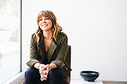 BIRMINGHAM, AL – SEPTEMBER 4, 2019: Portrait of Jennifer McGraw.