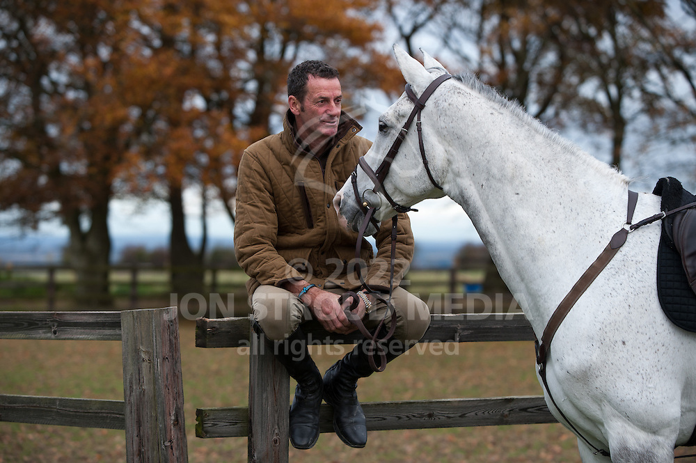 Mark Todd Feature Shoot - Badgerstown, Wiltshire, United Kingom - 09 November 2012