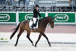 Victoria Ford, (RSA), Almar B - Individual Test Grade IV Para Dressage - Alltech FEI World Equestrian Games™ 2014 - Normandy, France.<br /> © Hippo Foto Team - Jon Stroud <br /> 25/06/14