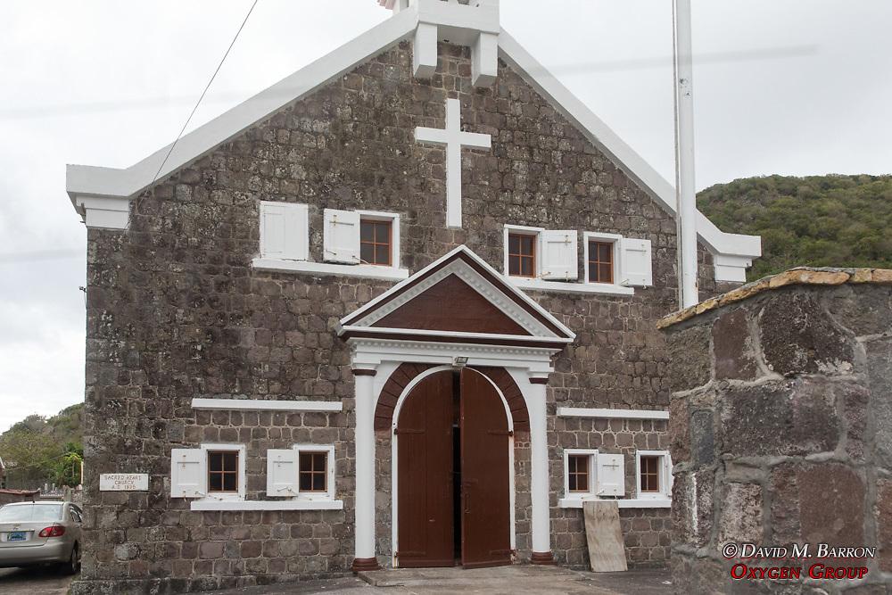 Sacred Heart Church, The Bottom
