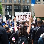 NYC George Floyd Protest