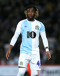 """Blackburn Rovers' Kasey Palmer during third round Carabao Cup match at the Vitality Stadium, Bournemouth. PRESS ASSOCIATION Photo. Picture date: Tuesday September 25, 2018. See PA story SOCCER Bournemouth. Photo credit should read: Mark Kerton/PA Wire. RESTRICTIONS: EDITORIAL USE ONLY No use with unauthorised audio, video, data, fixture lists, club/league logos or """"live"""" services. Online in-match use limited to 120 images, no video emulation. No use in betting, games or single club/league/player publications"""